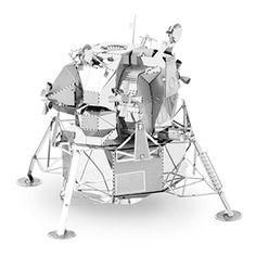 ThinkGeek :: Metal Earth Apollo Lunar Lander