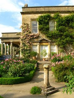 classicalbritain:  Kiftsgate Court Gardens - Gloucestershire, England