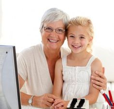 Best websites to help elderly get on-line. Technology can help elderly combat loneliness and isolation