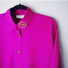 0c559758 Vintage Blouse Oversized Patch Shirt Lazy Oaf Outfitters Kawaii Gyaru  Novelty ML