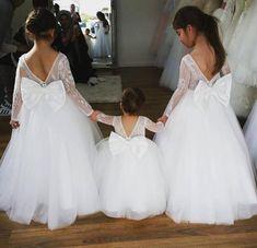 Cheap Flower Girl Dresses, Girls Pageant Dresses, Tulle Flower Girl, Tulle Flowers, Little Girl Dresses, Flower Girls, Kid Dresses, Puffy Dresses, Prom Dresses