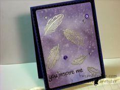 Lawn Fawn -  Dream, Flutter By _ gorgeous design by Kari at KWCardDesign: Lawnscaping FB Inspiration Team MAY Blog Hop