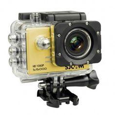 SJCAM SJ5000 HD Action Camera Yellow