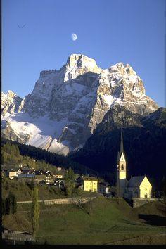 Selva di Cadore - Civetta, Dolomites, province of Belluno, Veneto, Northern Italy