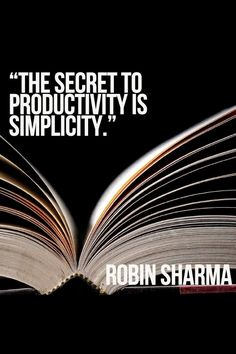 Robin Sharma More
