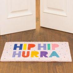 Felpudo Hip Hurra