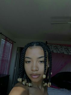 Black Girl Braided Hairstyles, Girls Natural Hairstyles, Black Girl Braids, Braids For Black Hair, Natural Protective Hairstyles, Short Curly Hairstyles, Braids For Black Women, Quick Hairstyles, Formal Hairstyles