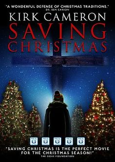 Share us with your friends and receive a 10% Off promo code good on your next DVD purchase. Saving Christmas - DVD #christiancinema