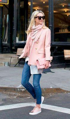 Una Forma Súper Simple Y Chic De Darle Color A Tus Looks | Cut & Paste – Blog de Moda