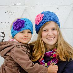 Crochet Pattern  Elisabeth Headwrap Two sizes by Mamachee on Etsy, $5.50