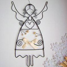 ZUDOS / anjel s perličkami a mašľou