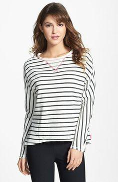 stripe pullover / marc new york