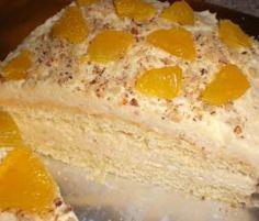 Rezept Haselnusstörtchen mit Apfelsinen von S64 - Rezept der Kategorie Backen süß