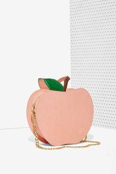 Get Peachy Crossbody Bag - Accessories Unique Handbags, Unique Bags, Luxury Handbags, Purses And Handbags, Popular Handbags, Cheap Purses, Cute Purses, Clutch Bag Pattern, Novelty Bags