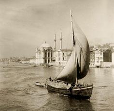 Ortaköy (1931) #istanbul #Besiktas