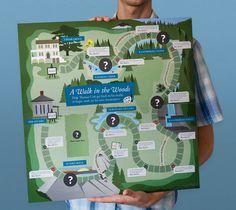 MAA Board Games by Ben Schlitter, via Behance