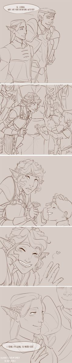 Dragon age - Elven pantheon 2 by xXxAnnaXx on DeviantArt Dragon Age Origins, Dragon Age Inquisition, Dragon Age Memes, Dragon Age 2, Dragon Age Alistair, Dragon Age Romance, Elfa, Me Anime, Shall We Date