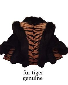 Fur-real-tiger-perfect-and-unique-built-in-2009-FUR-TIGER-LEOPARD-SPOTTED-RARE