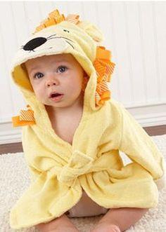 Towels 100% Cotton Cartoon Animal Modeling Baby Towel Baby Kids Spa Towel Hooded Baby Bathrobe Children Kids Bath Robe Beach Towels Distinctive For Its Traditional Properties