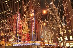 M2M NYC Tours | Radio City at Christmas