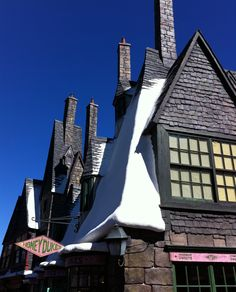 Hogsmeade @ the Wizarding World of Harry Potter