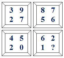 Puzzle numérico