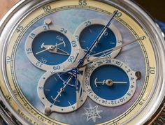 """L. Kendall K4 Watch Hands-On - by Ariel Adams - Learn more about this brand at: aBlogtoWatch.com """"Launched in 2015, the L. Kendall watch brand comes with some serious historic roots in the name. Larcum Kendall was a British watchmaker who lived from 1719 until 1790. Among other things, he is well-known among horological historians for producing the marine chronometer that Captain James Cook used when exploring the Americas. Historians refer to the watches Kendall produced as..."""""""