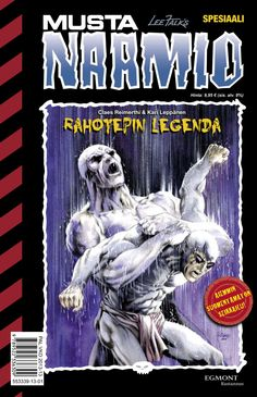 Mustanaamio-spesiaali: Rahotepin legenda