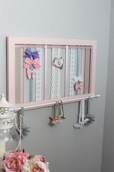 Hey, I found this really awesome Etsy listing at https://www.etsy.com/listing/519844313/frame-bow-holder-hair-bow-holder
