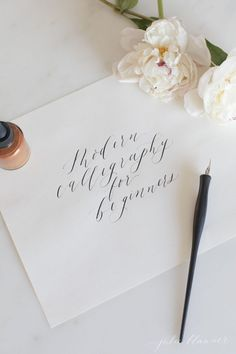 calligraphy for beginners course free online learn calligraphy at your own pace with