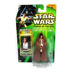 Obi-Wan Kenobi Jedi Star Wars Power of the Jedi Collection 1 Action Figure