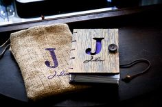 Personalized Wooden Travel Journal от MsquarePress, $45.00