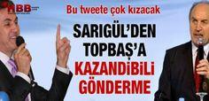 Mustafa Sarıgül'den Kadir Topbaş'a 'Kazandibi' göndermesi