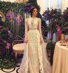 Likes, 6 Comments – Maghreb & Oriental Luxury (Maghreb.oriental) on Instag… Arabic Wedding Dresses, Asian Wedding Dress, Arabic Dress, Wedding Gowns, Morrocan Dress, Moroccan Bride, Morrocan Wedding Dress, Oriental Dress, Caftan Dress
