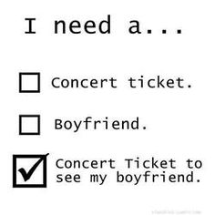 OR a time machine to see my boyfriend