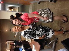 Kristin and Stephanie #vpbootcamp
