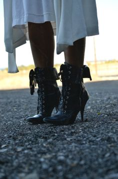 @nat_twinfashion for www.twinfashionblog.com photos by me... Fashion Photo, Booty, Ankle, My Style, Heels, Photos, Heel, Swag, Pictures