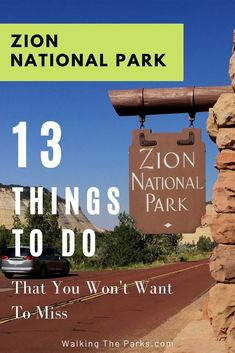 Hiking and Photography in Zion National Park are only the beginning of a great adventure. There are so many other things to do in Zion! Check out this guide to 13 amazing things to do! National Park Tours, Sequoia National Park, Us National Parks, Grand Teton National Park, Rocky Mountain National Park, Yellowstone National Park, Yosemite National Park, Hiking The Narrows, Utah Vacation