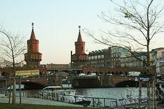 Oberbaumbrücke em Berlin
