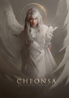 Cheonsa by LASAHIDO on DeviantArt