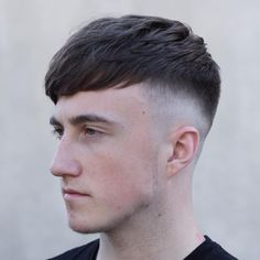 nice 50 Flattering White Guy Fade Ideas - Trendy Haircuts for White Men Check more at http://stylemann.com/best-white-guy-fade-ideas/