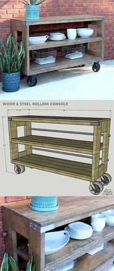 All of us wants to stay outside for enjoy the nature. Spending time with family and friends in the garden, backyard or even the balcony is a real pleasure. If you are looking for something to decorate your outdoor area then DIY furniture can make your outdoor space look awesome. Not only for an outdoor [...] #WoodworkingForPleasure #gardeningbackyard
