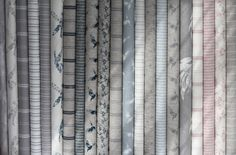 British Designer of printed natural linen fabric for interiors: curtain fabric, roman blinds, cushions and upholstery fabric. Buy Fabric, Linen Fabric, Curtain Fabric, Curtains, Interior Design Advice, Old Cottage, Linen Shop, Crafts Beautiful, Printed Linen