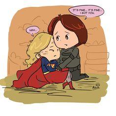 """""""I got you..""""  Alex Danvers #Supergirl"""