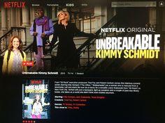 """Best of SNO : """"Unbreakable Kimmy Schmidt"""" is a joyful reprieve"""
