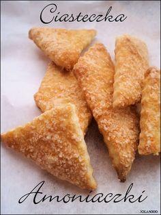 amoniaczki ciasteczka