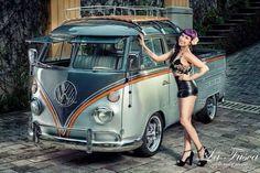Detroit Old Volks. Volkswagen Bus Camper, Volkswagon Van, Volkswagen Minibus, Vw T1, Volkswagen Transporter, Combi T1, T6 California, Kdf Wagen, Pin Up