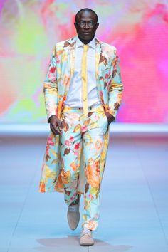 Ruald Rheeder S/S 2015 Menswear Cape Town Fashion Week Bad Fashion, Mens Fashion, Imaginary Boyfriend, African Clothing For Men, Dapper Men, Spring Summer 2015, Pants, Menswear, Couture