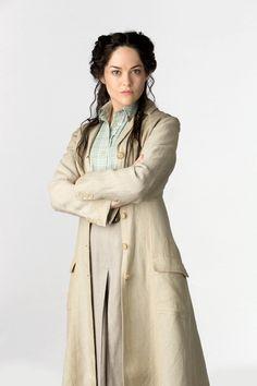"Penny Dreadful S3 Sarah Greene as ""Hecate Poole"""