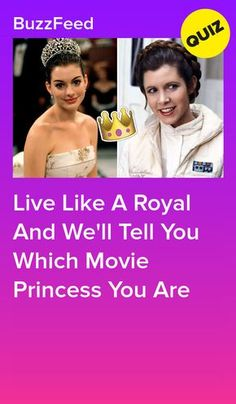 Are you straight out of Genovia? Princess Quizzes, Disney Princess Quiz, Disney Quiz, Disney Movies, Disney Facts, Disney Characters, Buzzfeed Quiz Funny, Best Buzzfeed Quizzes, Disney Buzzfeed